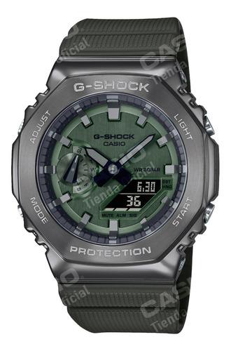 Imagen 1 de 4 de Nuevo Modelo Reloj Casio Gm-2100b-3acr