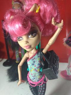 Monster High Howleen Dance Class Usada Casona Narey Envios