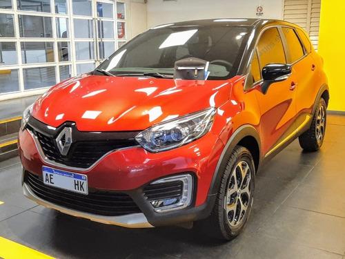 Renault Captur Intens Cvt 2021 Patentada Sin Rodar (mac)