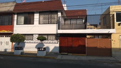Amplia Casa En Renta, A 5 Minutos Del Metro Atlalilco