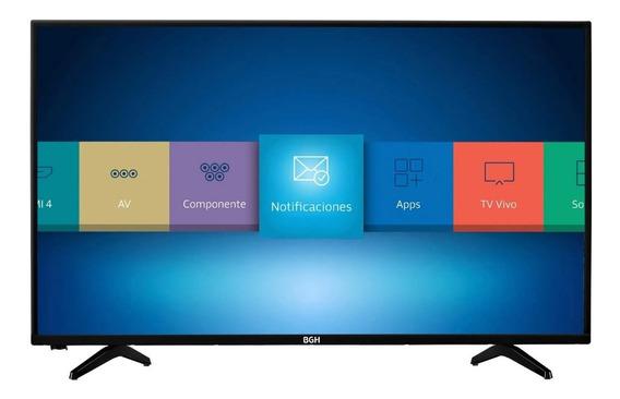 Smart Tv Bgh 43 Full Hd Ble4318. ( Netflix)