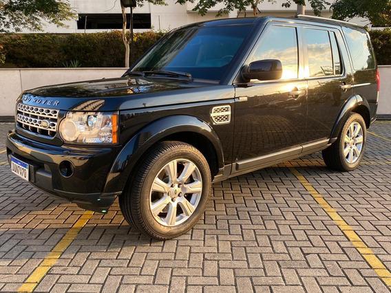 Land Rover Discovery 4 -3.0-se 2013 Diesel Blindado