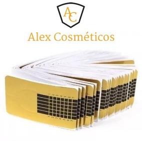 Molde Adesivo Unhas Alongamento ( Cuiabá - Alex Cosmetic )