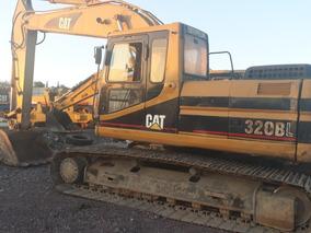 Excavadora 320bl Con Kit **acepto Auto