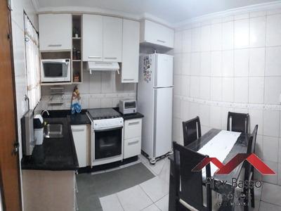 Casa Linda - Churrasqueira - Rudge Ramos - Facilitamos A Locação - Vende Ou Aluga - Ca00102 - 33739105