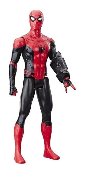 Muñeco Spiderman Far From Home Titan Hero Power Fx E5766