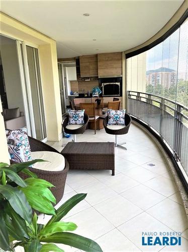 Apartamento - Tamboré - Sp - 629184