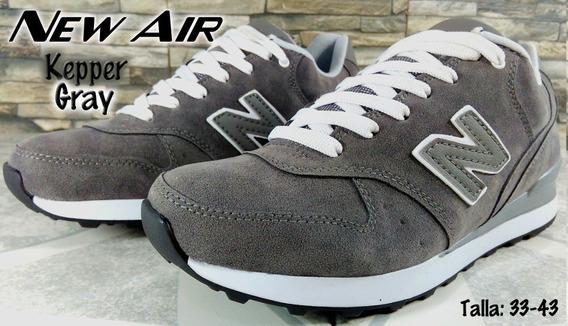 Tenis New Air Ref: Kepper Gray