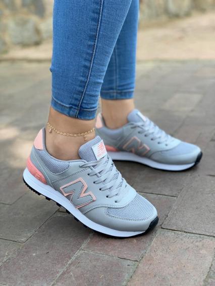 Zapatos New Balance Para Damas De Moda 2019