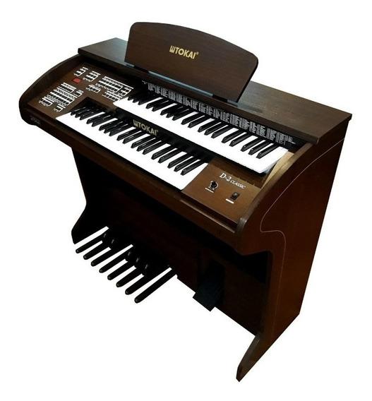Órgão Eletrônico Tokai D 2 Classic