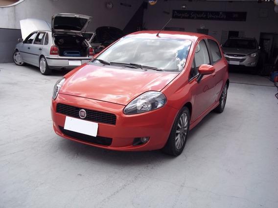 Oportunidade - Lindo Fiat Punto 1.8 Hlx Flex Imperdivel