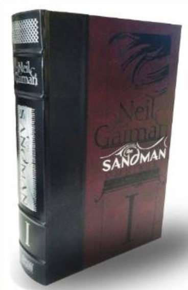 Sandman Omnibus Volume 1 - Neil Gaiman - Dc Comics Inglês