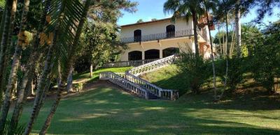 Sítio Com 6 Dormitórios À Venda, 157500 M² Por R$ 1.800.000 - Pouso Alegre - Santa Isabel/sp - Si0002