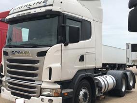 Scania R440 High/stremline 6x4 2018