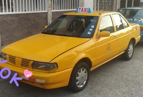 Imagen 1 de 3 de Nissan Sentra 2011 B13 Taxi