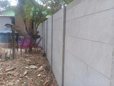 Muro Pré Moldado Entregamos Pronto