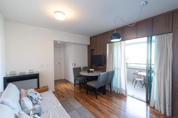 Apartamento No 12º Andar Com 2 Dormitórios E 1 Garagem - Id: 892950075 - 250075
