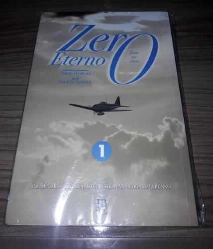 Mangá Zero Eterno Vol.1