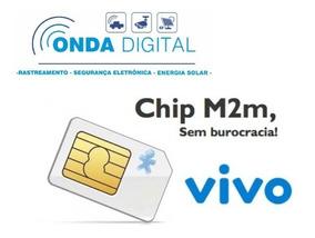 Chip M2m Vivo E Claro Pronta Entrega Em Fortaleza