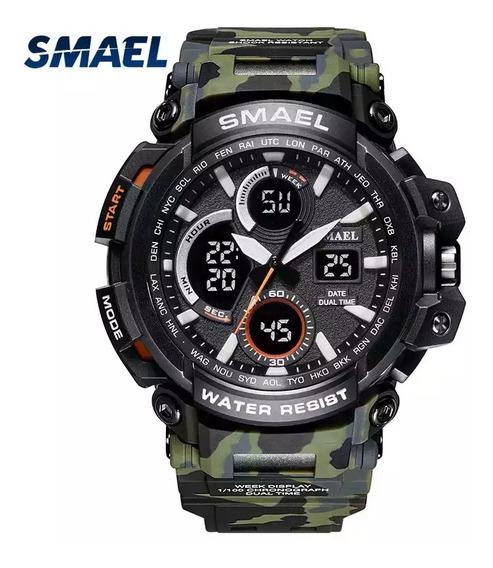 Relógios Esportivos Smael Relógio Masculino