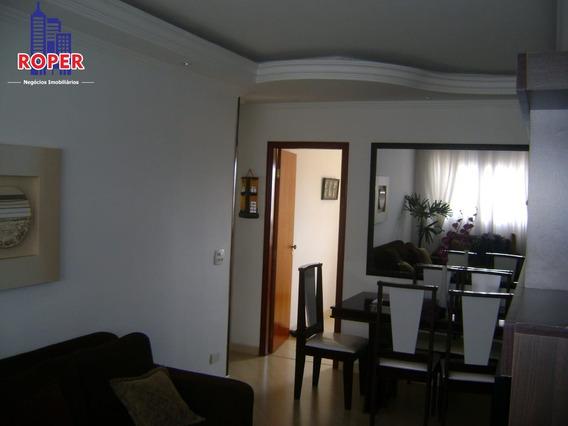 Venda/locação/permuta- Excelente Apartamento De 77 M²/2 Dormitórios/1 Vaga Na Vila Augusta Guarulhos. - Ap00763 - 34929639