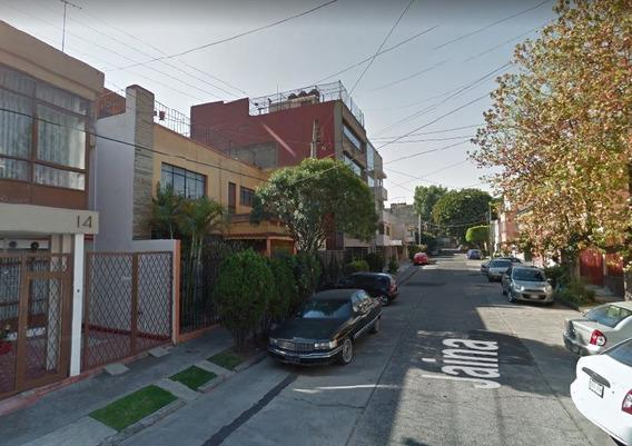 Remate Casa Col. Letran Valle Benito Juarez $2,910,000