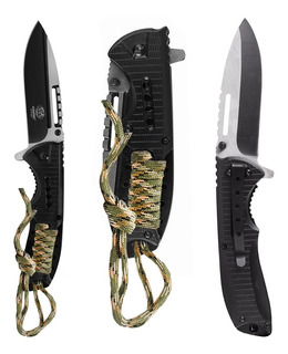 Faca Canivete Albatroz Zdhy443 21,9cm Lâmina 9,5cm