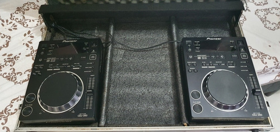 Hard Case Kit Cdj E Mix Pioneer 350 77cm/46cm/16cm