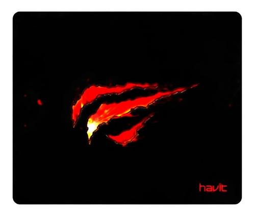 Imagem 1 de 2 de Mousepad Gamer Mouse Pad Havit Mp837 Anti Derrapante 25x21cm