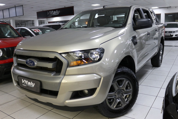 Ford Ranger Pick-up Diesel 4x4 Xls Automatica