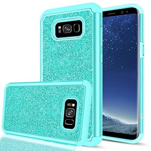 c58dc6b03ab Galaxy S8 Plus Glitter Funda Para Niñas Mujer Bling Cute - $ 33.990 en  Mercado Libre