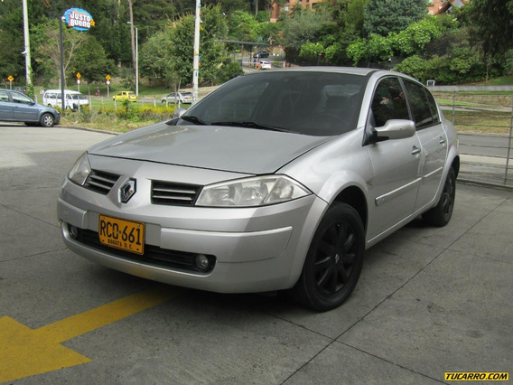 Renault Mégane Ii Odeon At 2000 Aa Ab