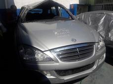 Sucata Ssangyong Kyron Diesel 2011 Para Retirada De Peças