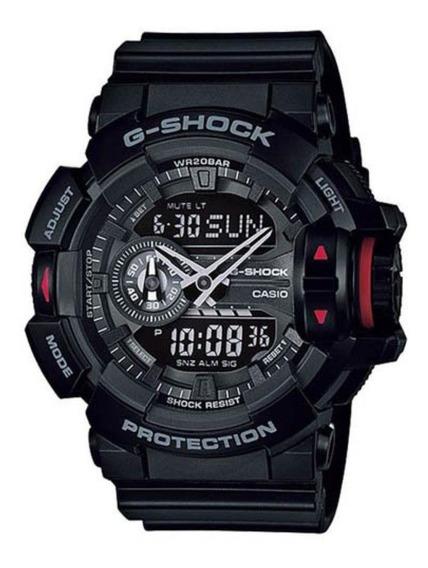 Relógio Casio G-shock Masculino Ga-400-1bdr