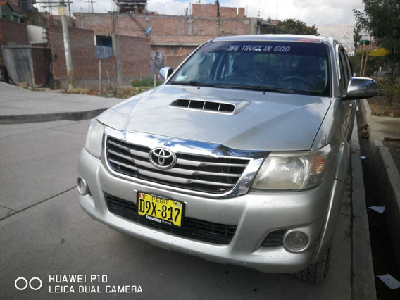 Toyota Hilux Toyota Hilux Srv 4x4