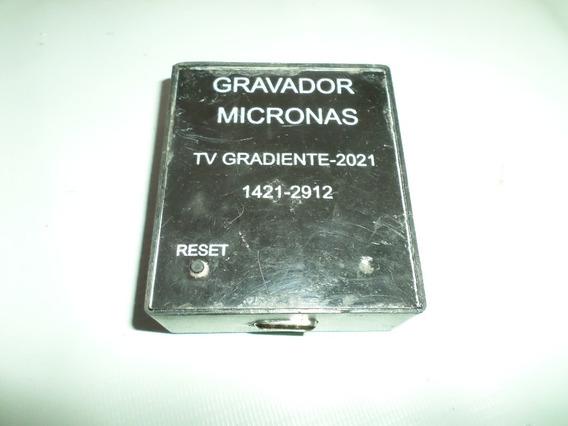 Gravador Micronas Tv Gradiente-2021-1421-2912