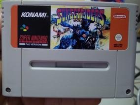 Sunsetriders Para Super Nintendo