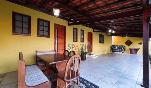 Imagem 1 de 17 de Casa Com 3 Dormitórios À Venda, 156 M² Por R$ 400.000 - Jardim Nova Rio Claro - Rio Claro/sp - Ca0557