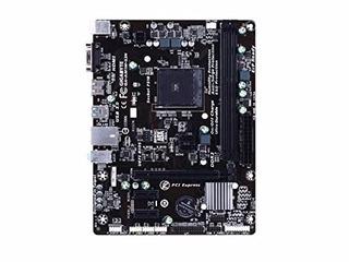 Motherboard Gigabyte Amd Am1 Fs1b Socket Hdmi D-sub