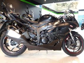Kawasaki Ninja Zx6 2011 Impecavel - Gustavo