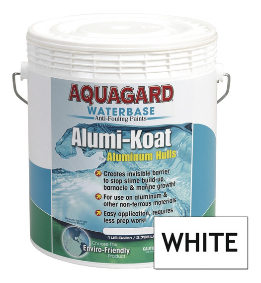 Aquagard Ii Alumi-koat - Base De Agua Antiincrustante (1 Gal