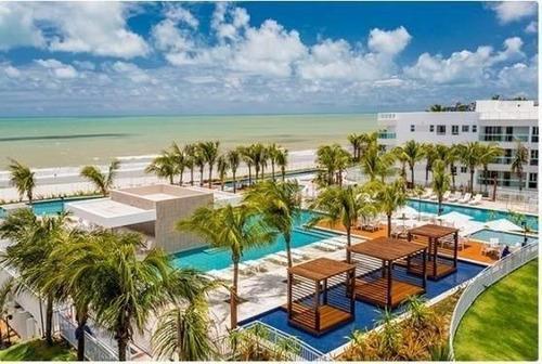 Cobertura Mobiliada A Venda Em Resort Beira Mar In Mare Bali