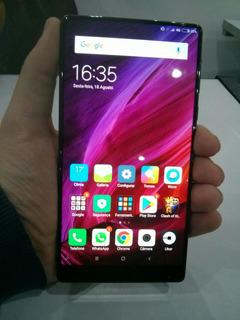 Xiaomi Mi Mix 256gb, Ouro 18k, 6gb Ram, Aceito Trocas