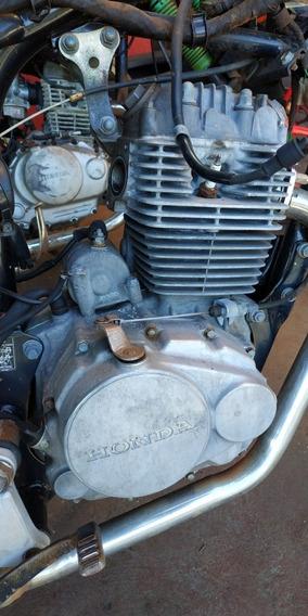 Motor De Honda Strada 200cc