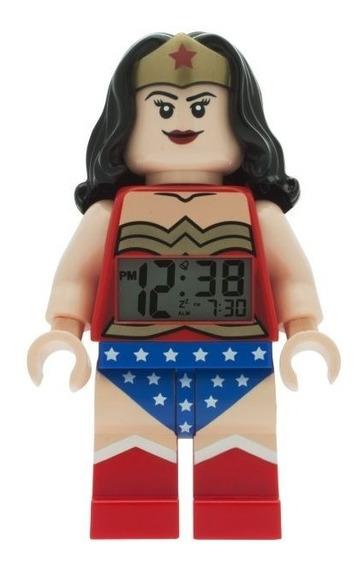 Reloj Niño Mujer Maravilla 9009877 Lego & Bulbbotz Oficial