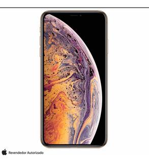 iPhone Xs Max Dourado Com Tela De 6,5 , 4g , 64gb