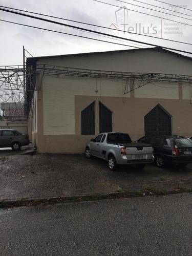 Galpão Comercial Para Locação, Vila Gabriel, Sorocaba - Ga0008. - Ga0008