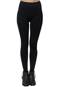 Fashion Boomy Leggings Sin Costura Para Mujeres - Ideal Para