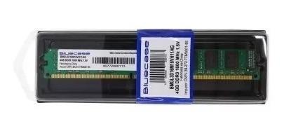 Memoria Ddr3 4gb 1600 Blister Bmdl3d16m15vh11/4g - Bluecase