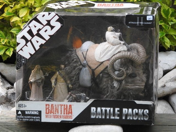 Star Wars Pack Bantha 30 Aniversario Rosquillo Toys